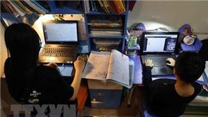 Hà Nội: Chủ động, tích cực chuẩn bị cho ngày học trực tuyến đầu tiên