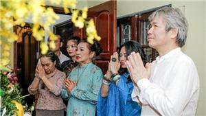 Thanh Lam hạnh phúc trong ngày người yêu sang thưa chuyện với mẹ