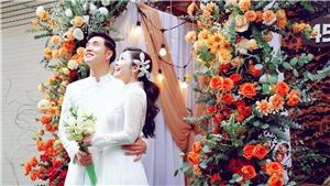 Chuyện tình MC VTV,  người có nụ cười đẹp nhất VTV kết hôn với diễn viên 'Hồ sơ cá sấu'