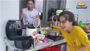 Khánh Thi tiết lộ điểm yếu khi vào bếp, fan tặng luôn level hậu đậu