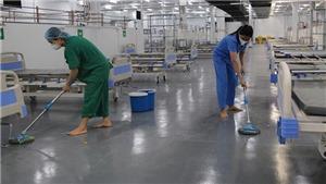 TP HCM đưa vào hoạt động thêm Trung tâm hồi sức tích cực Bệnh viện dã chiến đa tầng