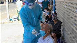 Khẩn trương lấy mẫu xét nghiệm, giảm nguy cơ dịch Covid-19 lây lan ra cộng đồng