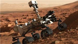 NASA công bố ảnh toàn cảnh góc rộng đánh dấu 9 năm robot Curiosity lên sao Hỏa
