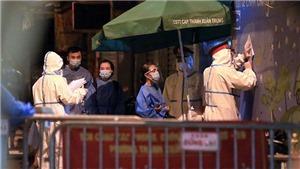 Hà Nội ghi nhận thêm 59 ca dương tính với SARS-CoV-2, trong đó có 1 ca tại cộng đồng