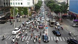 Hà Nội đẩy nhanh đầu tư phát triển đồng bộ hạ tầng giao thông