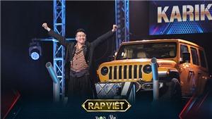 Rap Viêt mùa 2 mở màn: Rhymastic thu hút nhưng tài năng lại về hết với Karik