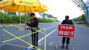 Hà Nội: Không kiểm tra người và phương tiện qua các chốt kiểm soát dịch