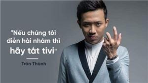 Trở lại Rap Việt mùa 2 có áp lực với Trấn Thành?