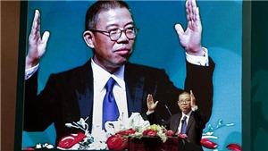 Nhà sáng lập Alibaba Jack Ma bị soán ngôi tỷ phú giàu nhất Trung Quốc