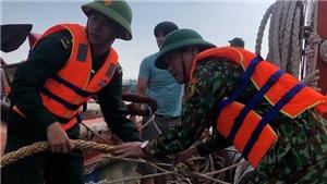 Ứng phó bão số 13: Quảng Nam hoàn thành các phương án phòng, chống trước 12 giờ ngày 14/11 