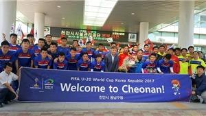 FIFA U20 World Cup 2017: U20 Việt Nam sẽ có điểm trước U20 New Zealand?