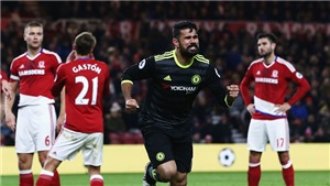 BIG BET: Dự đoán và tỉ lệ trận Chelsea - Middlesbrough (02h00, 9/5)