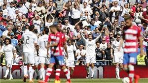 BIG BET: Dự đoán và tỉ lệ trận Granada - Real Madrid (1h45, 7/5)
