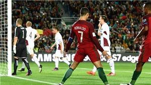 BIG BET: Dự đoán và tỉ lệ Confederations Cup trận Nga - Bồ Đào Nha (22h00, 21/6)
