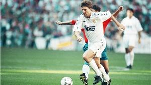 Cuộc đời và sự nghiệp Michael Laudrup - Thiên tài của bóng đá Đan Mạch