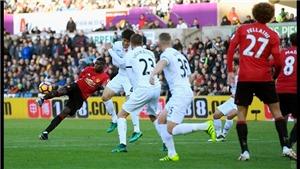 BIG BET: Dự đoán và tỉ lệ trận Man United - Swansea (22h00, 31/03)