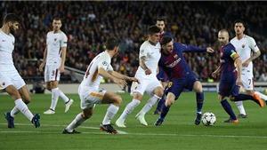 BIG BET: Dự đoán và tỉ lệ trận AS Roma - Barcelona (01h45, 11/04)