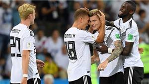 Đội tuyển Đức: Sinh tử vì tấm vé knock-out