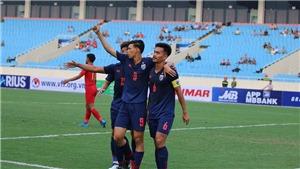 U23 châu Á: Thái Lan dễ dàng vùi dập Indonesia 4-0