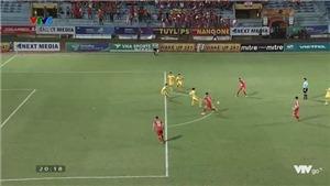 TRANH CÃI: Bàn thắng 2-0 của Joao De Souza cho Viettel đã việt vị?