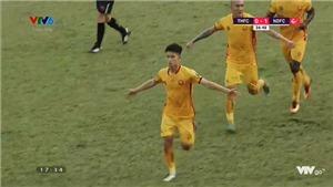 VIDEO: Bàn thắng và highlights Thanh Hóa 3-2 Nam Định. Bảng xếp hạng V League