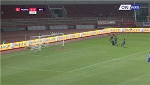 VIDEO: Bàn thắng và highlight TP Hồ Chí Minh 2-0 Becamex Bình Dương