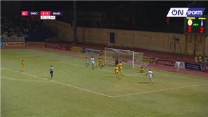 VIDEO Bàn thắng và highlights Thanh Hóa 2-3 HAGL