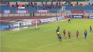 VIDEO: Bàn thắng và highlights Quảng Nam 2-0 TPHCM