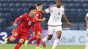 Quang Hải nói gì sau khi U23 Việt Nam phải chia điểm với U23 UAE?