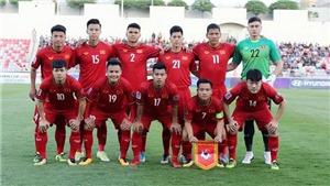 Việt Nam bỏ xa Thái Lan trên bảng xếp hạng FIFA