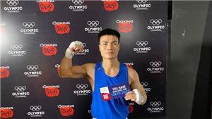 Hạ đối thủ sau 30 giây, Nguyễn Văn Đương đoạt vé dự Olympic Tokyo 2020