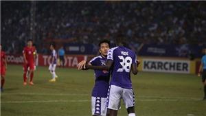 VIDEO: Hà Nội thay ngoại binh bất đắc dĩ kể từ vòng 2 V League