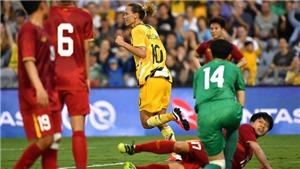 Đội tuyển nữ Việt Nam về nước cùng chuyến bay với đối thủ Australia