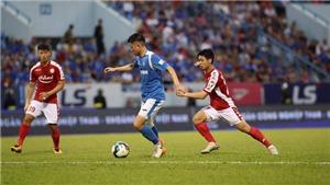 VIDEO bàn thắng và highlight Than QN 0-3 TP.HCM: Chiếm ngôi đầu bảng