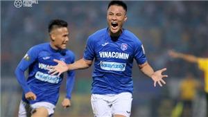 VIDEO: Trụ cột Than Quảng Ninh khoác áo Hải Phòng từ vòng 12 V League
