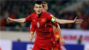 Lê Công Vinh tranh giải bàn thắng đẹp nhất Asian Cup
