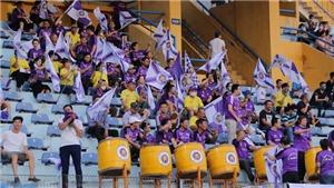 Sân Hàng Đẫy chính thức mở cửa đón CĐV vào xem chung kết Cúp QG