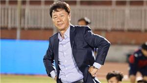 HLV Chung Hae Soung nói về mục tiêu của CLB TP.HCM