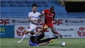Viettel 4-1 HAGL: Cận cảnh sai lầm của thủ môn Bửu Ngọc