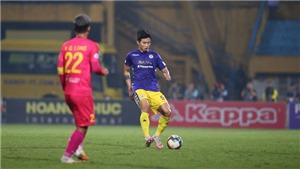 Văn Hậu vắng mặt ở đợt tập trung đội tuyển Việt Nam