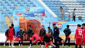 Cầu thủ Viettel tự tin trước trận Siêu Cup quốc gia