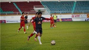 Bản tin V-League 11/3: Công Phượng đã ghi bàn dưới thời Kiatisak