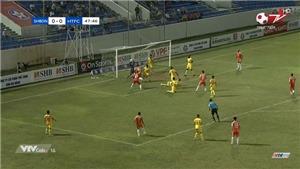 Video bàn thắng Đà Nẵng 1-0 Hồng Lĩnh Hà Tĩnh: Nối dài chuỗi trận thắng