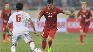 Tuyển Việt Nam sẵn sàng đá vòng loại World Cup ở UAE