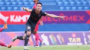 Video bàn thắng Bình Dương 1-0 Sài Gòn: Đội bóng đất Thủ trở lại cuộc đua
