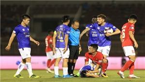 Bóng đá Việt Nam nói không với bạo lực sân cỏ