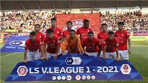CLB TPHCM và Sài Gòn FC cùng gặp khó