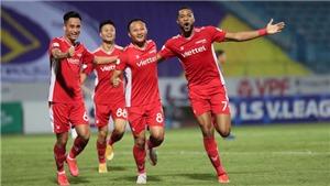 Video bàn thắng Hà Nội 0-1 Viettel: Chiến thắng thuyết phục
