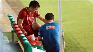 Xuân Trường chấn thương khiến thầy Park thêm lo