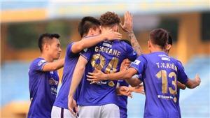 Video bàn thắng Hà Nội 3-1 Sài Gòn: Nuôi hy vọng vào TOP 6